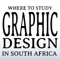 Where to study graphic design in South Africa