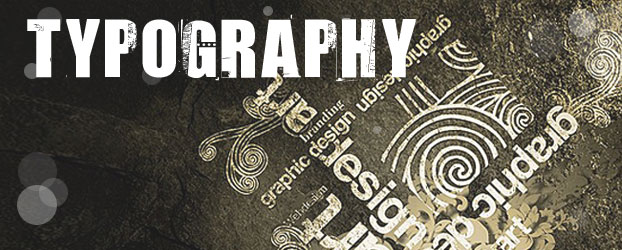 Aspects of Graphic Design: Typography