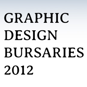 Graphic Design Bursaries 2012