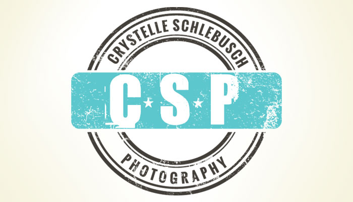 Crystelle Schlebusch Photography Logo 2013