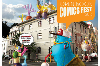 Open Book Comics Fest 2013