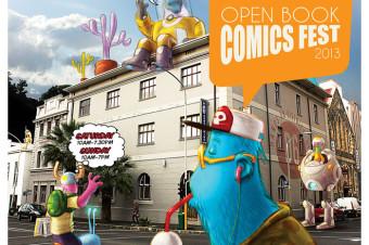 Open Book Comics Fest 2013
