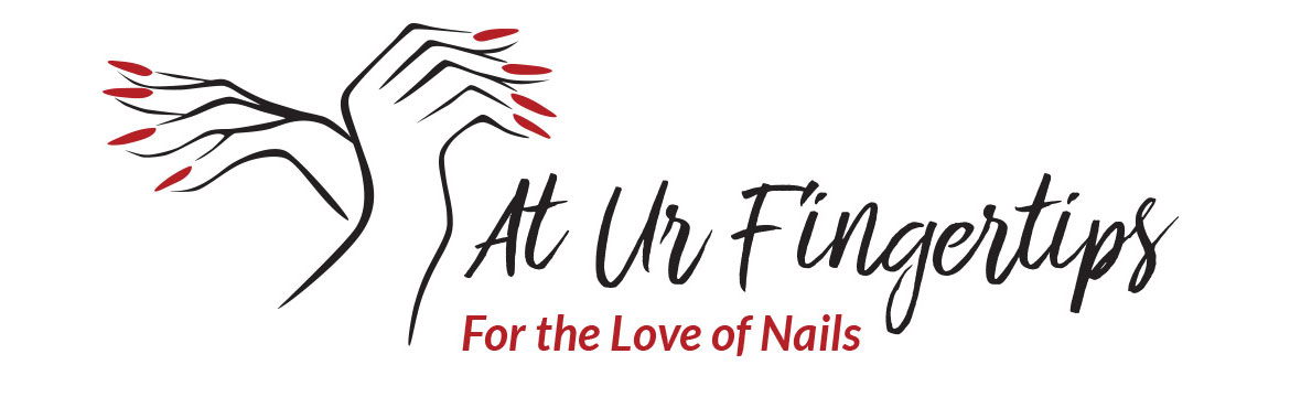 At Ur Fingertips Logo